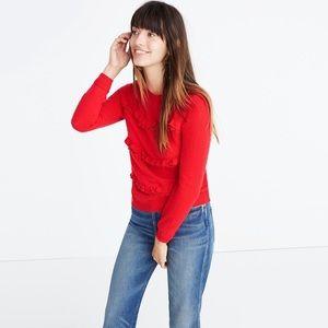 Sézane Andreas sweater